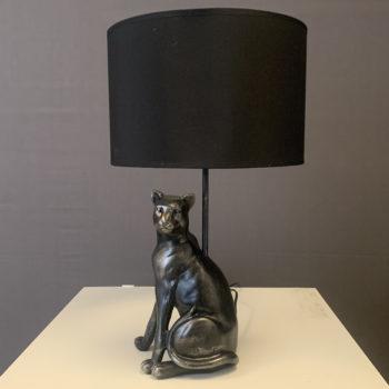 lampenvoet kat