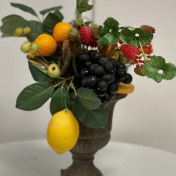 barokke fruitbloemstuk